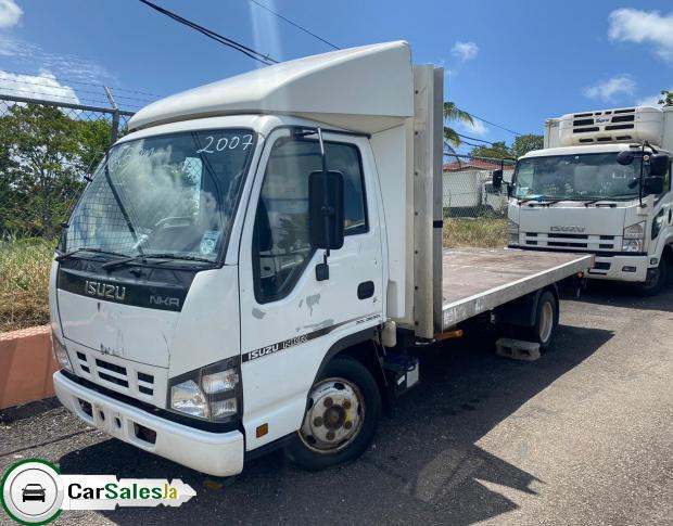 Cars for sale in Jamaica, Isuzu NKR Car for sale in Jamaica