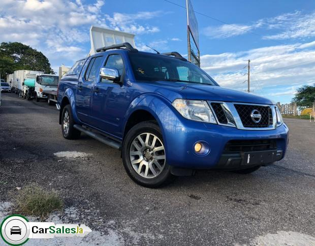 Cars for sale in Jamaica, Nissan Navara Car for sale in Jamaica