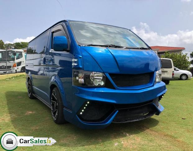 Cars for sale in Jamaica, Toyota HIACE Car for sale in Jamaica