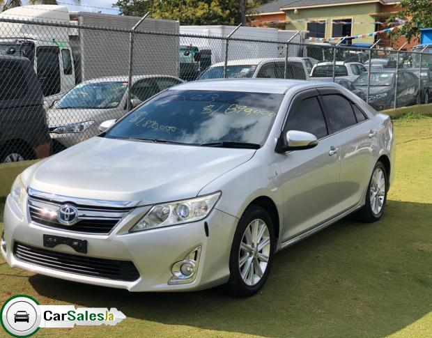 Cars for sale in Jamaica, Toyota Camry Car for sale in Jamaica