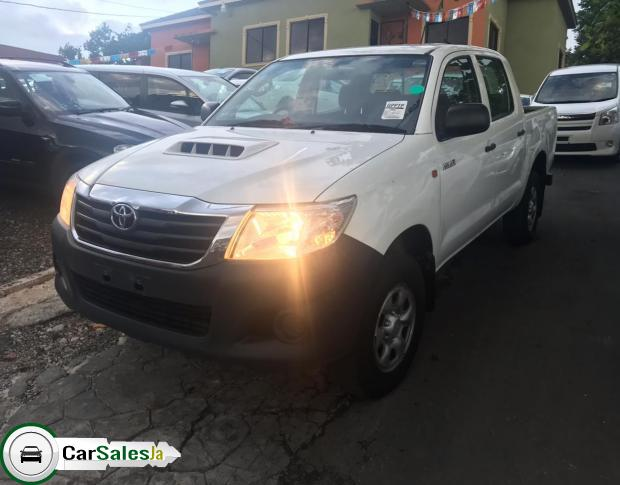 Cars for sale in Jamaica, Toyota Hilux Car for sale in Jamaica