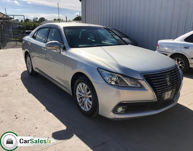 Cars for sale in Jamaica, Toyota Crown Car for sale in Jamaica