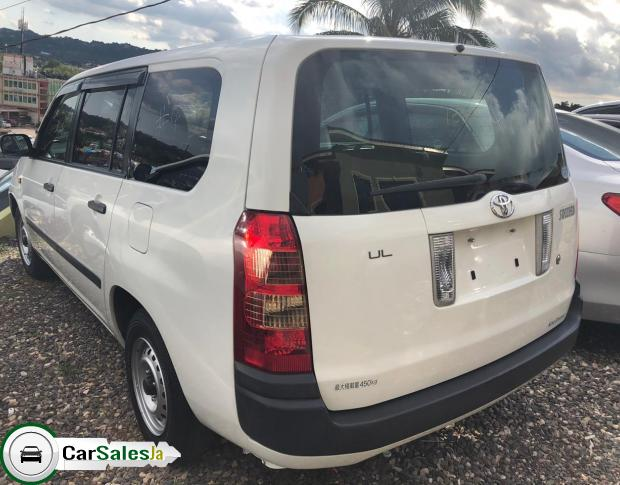 Cars for sale in Jamaica, Toyota succeed Car for sale in Jamaica