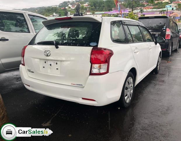 Cars for sale in Jamaica, Toyota Fielder Car for sale in Jamaica