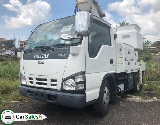 Cars for sale in Jamaica, Isuzu MAN LIFT Car for sale in Jamaica