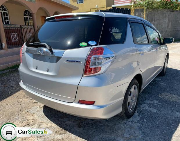 Cars for sale in Jamaica, Honda Fit Shuttle Car for sale in Jamaica
