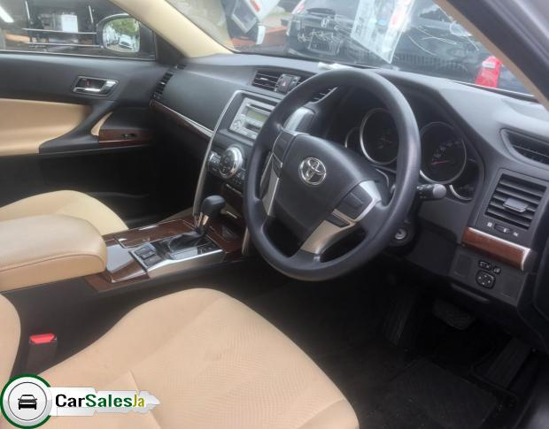 Cars for sale in Jamaica, Toyota Mark-X Car for sale in Jamaica