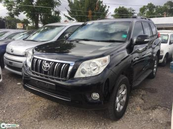 2010 Toyota Prado In Manchester Jamaica Car 30 Cars For Sale In
