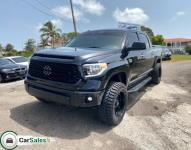 Cars for sale in Jamaica, Toyota Tundra Car for sale in Jamaica
