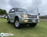 Cars for sale in Jamaica, Toyota Prado Car for sale in Jamaica
