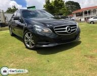 Cars for sale in Jamaica, Mercedes-Benz E CLASS Car for sale in Jamaica