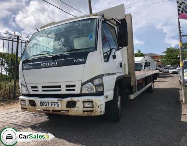Cars for sale in Jamaica, Isuzu NQR Car for sale in Jamaica