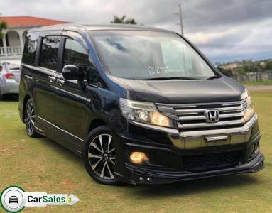 Cars for sale in Jamaica, Honda Stepwagon Car for sale in Jamaica