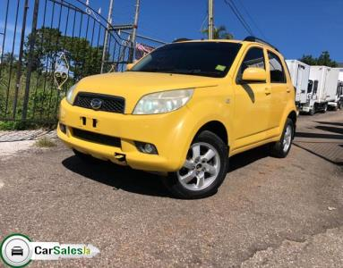 Cars for sale in Jamaica, Daihatsu Terios Car for sale in Jamaica
