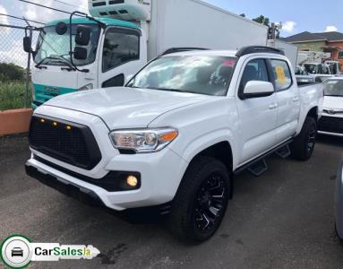 Cars for sale in Jamaica, Toyota Tacoma Car for sale in Jamaica