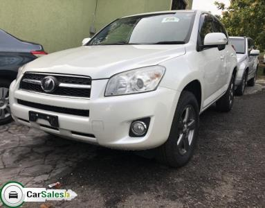 Cars for sale in Jamaica, Toyota RAV 4 Car for sale in Jamaica