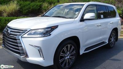 Cars for sale in Jamaica, Lexus LX570 Car for sale in Jamaica