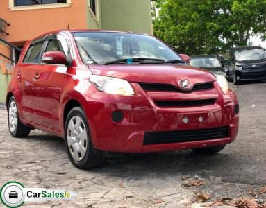 Cars for sale in Jamaica, Toyota IST Car for sale in Jamaica