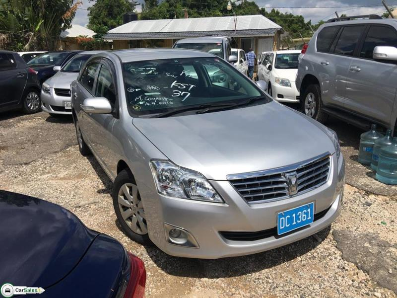 Cars For Sale In Jamaica >> 2011 Toyota Premio In Manchester Jamaica Car 80 Cars For Sale