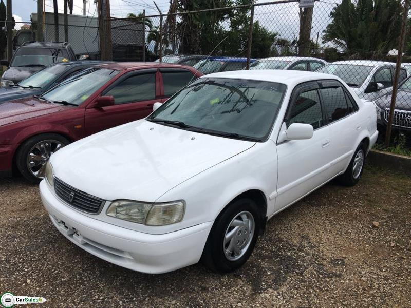 1997 Toyota Corolla In Manchester Jamaica Car 85 Cars For Sale