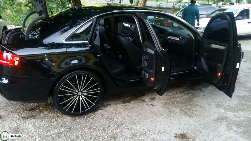 2011 Audi A4 In St Ann Jamaica Car 98 Cars For Sale In Jamaica